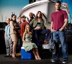 """Dexter"".  Not nearly enough episodes every season.  Could definitely do without Colin Hanks for future shows."