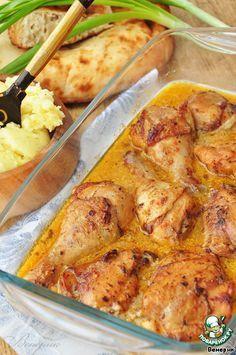 Острая курица в сливочном соусе ингредиенты