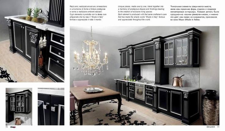 Nádherná luxusní kuchyně Diegi řady Exclusive, více na: http://www.saloncardinal.com/galerie-diegi