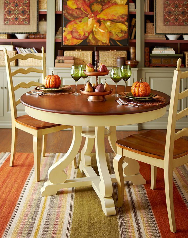 Delightful The Hand Finished Marchella Dining Tables Have A Fine Grained Top, Sturdy  Hardwood Base And Whimsical Scrolled Legs. Pair With Our Matching Chairs,  ...