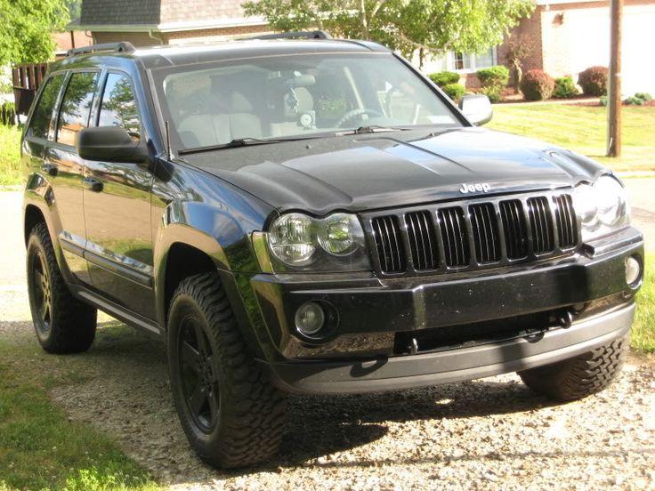 "Rob | 2007 Grand Cherokee Laredo 3.7L Modified OME HD | JKS Front Discos | Adj. Rear Tracbar | Extrended Rear Sway Links | 32"" BFG MTs | Black 17"" Moab"