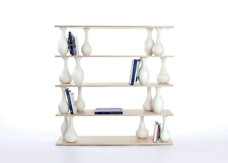 Libreria Vase Shelves. Covo.