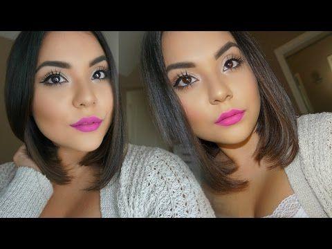 Maquillaje De Alejandra Espinoza (paso en paso) | Alejandra Espinoza Makeup Tutorial - YouTube