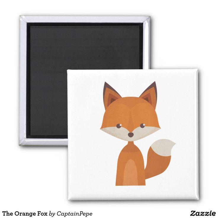 The Orange Fox