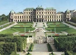 Wenen - Belvedere