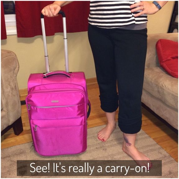 how to pack for 3 weeks in a carry on