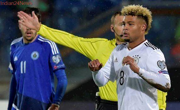 Bayern Munich sign Serge Gnabry from Werder Bremen on three-year deal
