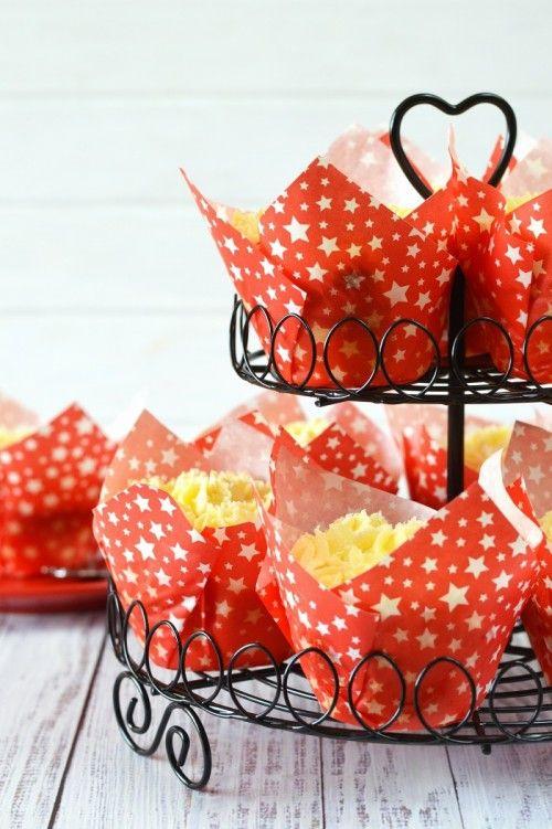 Pina colada muffin recept