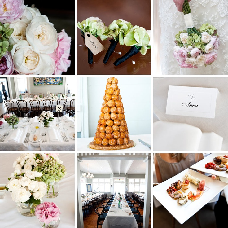 Beautiful wedding flowers and bouquets  by Portobello Rose