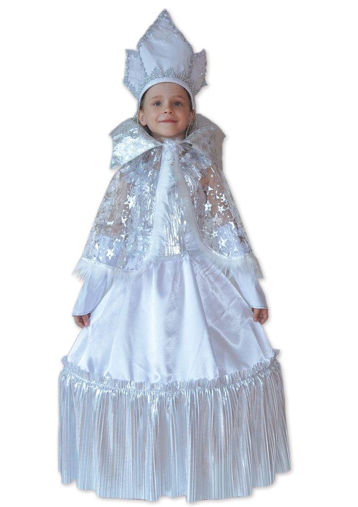 Детский костюм Снежной Королевы — http://fas.st/TR4lQP