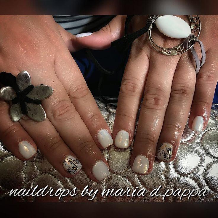 #manicure #mermaidnails