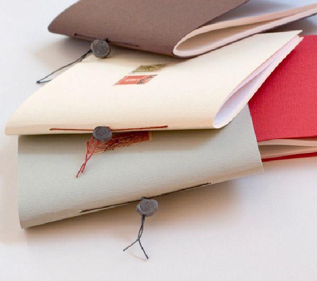 pretty, handmade books