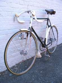 Raleigh Record Ace  bicycle 1958