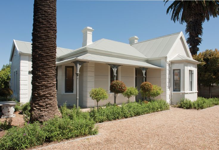 The Victorian homestead that is now the Wynberg showroom.