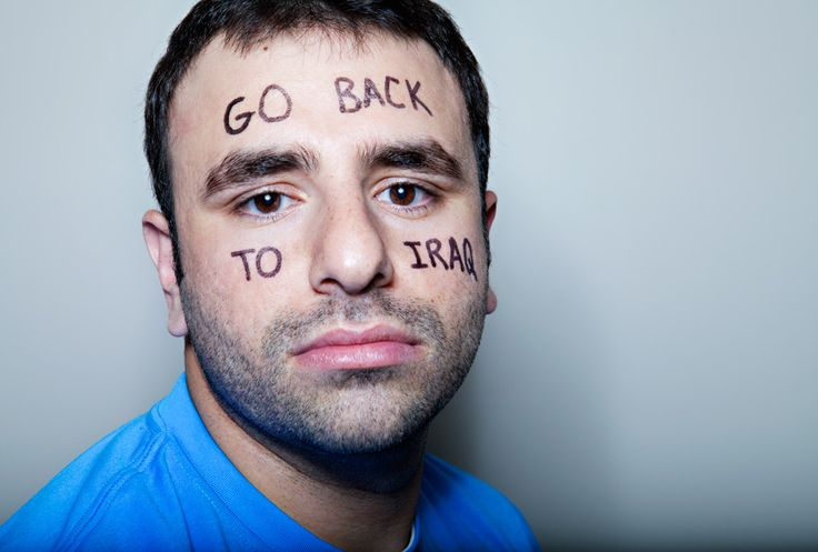 """""""I am not my country"""" 