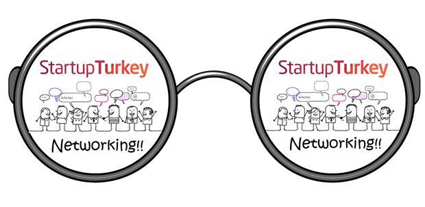 Networking Gözlüklerinden Startup Turkey 2016