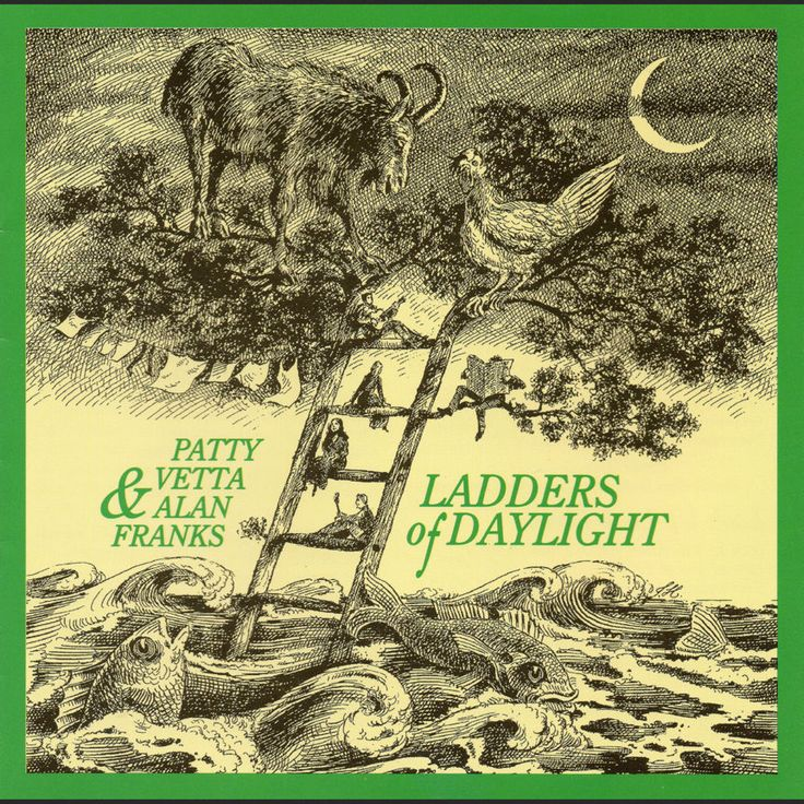 Ladders of Daylight Now On iTunes | Alan Franks