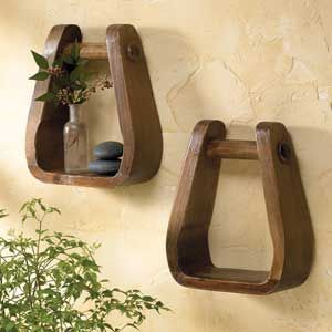 Might be a good thing to add to the wall as shelves!  I know I have some of these in the barn just laying around!