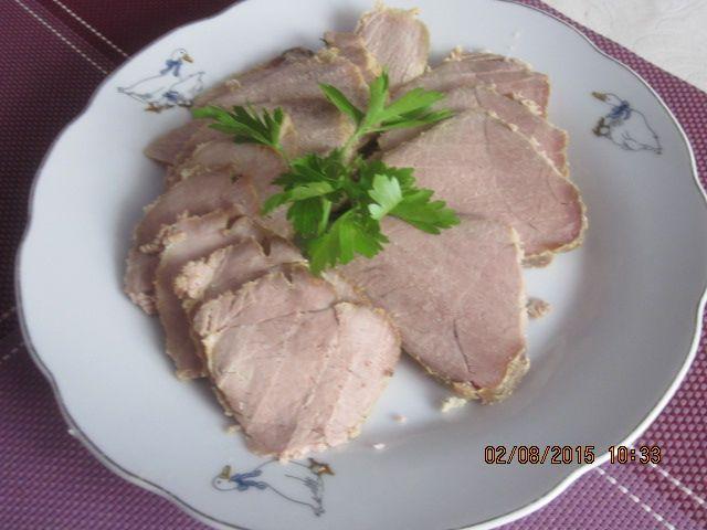 масляное мясо