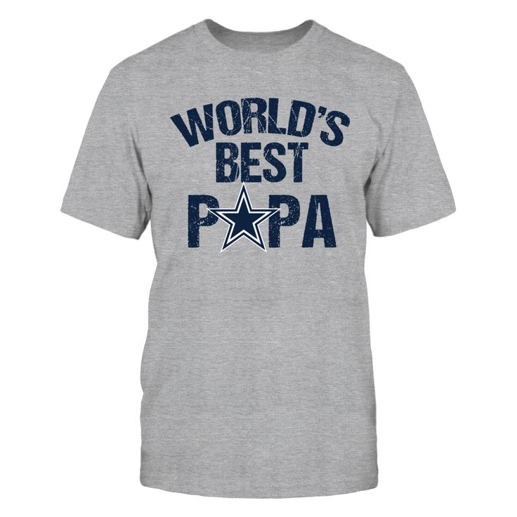 Dallas Cowboys World's Best Papa