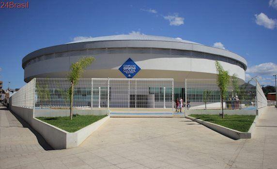 Complexo Esportivo e Cultural terá aulas de dança, atletismo e luta olímpica de graça
