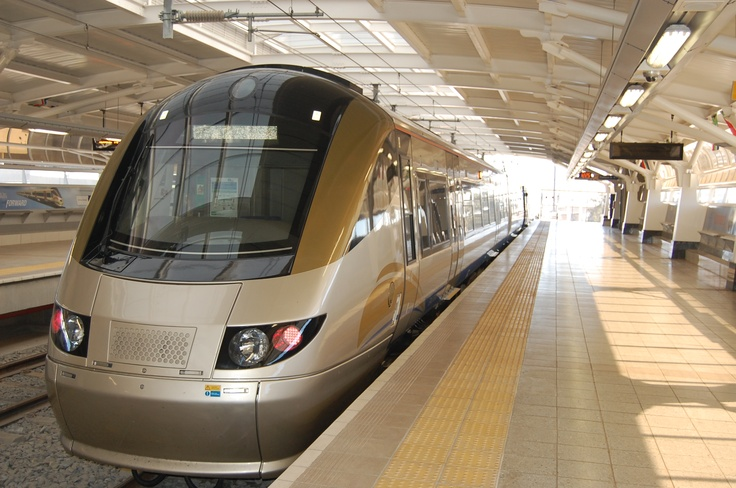 Johannesburg - Rosebank - Gautrain - The Gautrain has made it easier for South African's to travel in Johannesburg. The Rosebank station has recently opened and is within walking distance to our hotel.