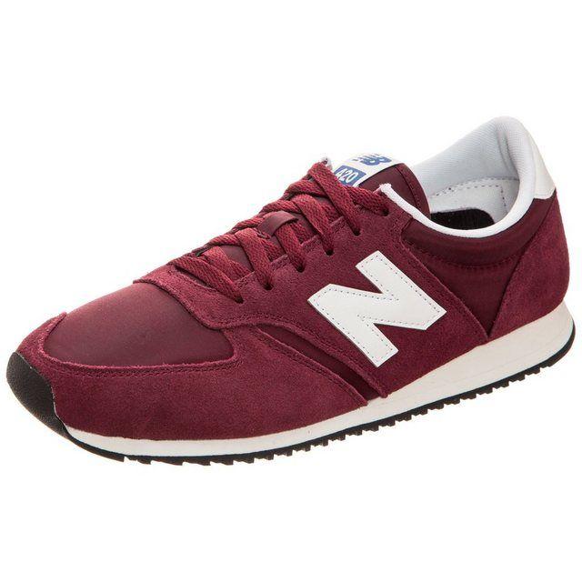 New Balance U420 RDW Dark Red •