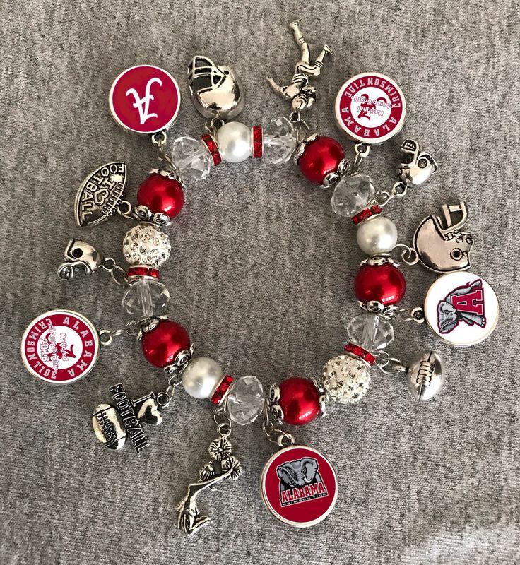 Alabama Charm Bracelet: 7820 Best Roll Tide Images On Pinterest