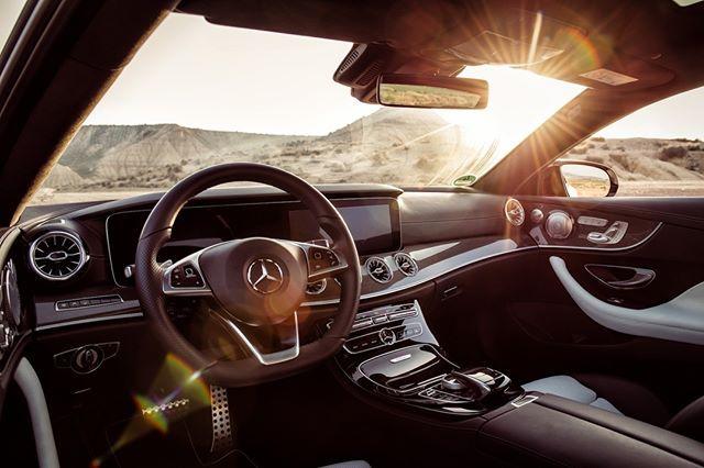 #importacaocarro - Pro Imports Motors importação de veículos para todo o Brasil - Front row in the Mercedes-Benz E-Class Coupé made t…