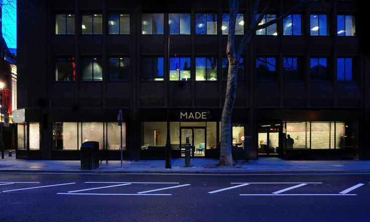MADE flagship store in Soho | Tododesign by Arq4design