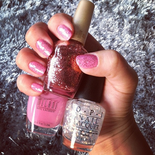 17 Best Ideas About Nail Color Combos On Pinterest