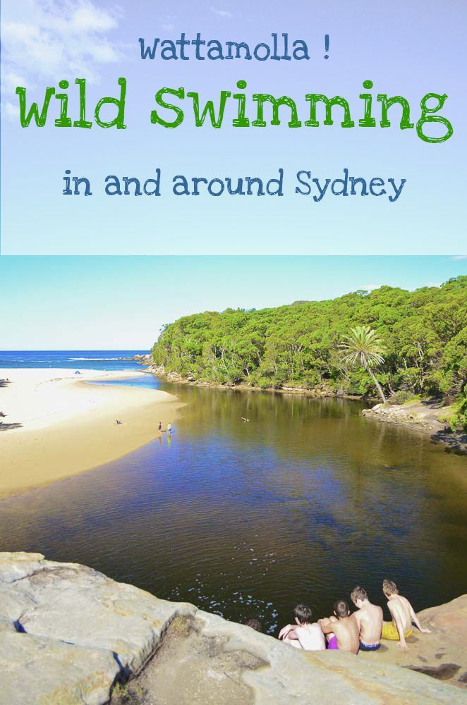 Just posted on 5 fab places in and around Sydney for wild swimming - that is, swimming for pleasure in natural waters. News too of a FSANTASTIC new book!