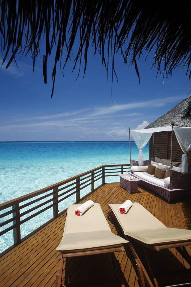 Baros é a essência das Maldivas                                                                                                                                                                                 Mais