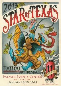 Ishmael Johnson Austin Tattoo Convention 2013 Interview for Tattoo Artist Magazine (VIDEO)