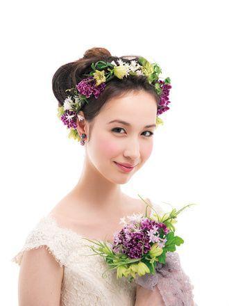 気品漂うナチュラルメイク♡結婚式の花嫁の化粧参考♡真似したいウェディング・ブライダル♡
