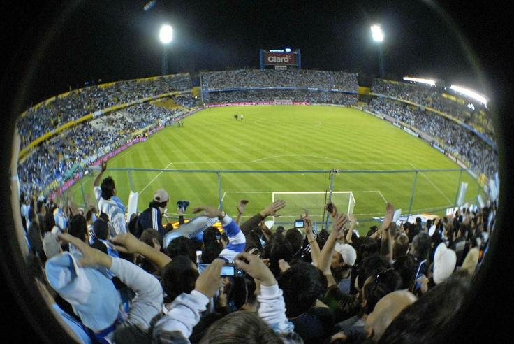 Panorámica Estadio Mundialista Gigante de Arroyito - Rosario Central - Rosario - Argentina