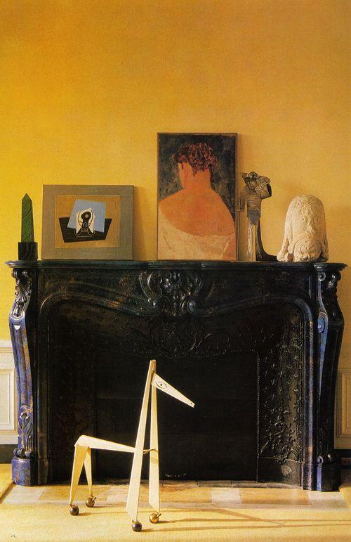 Jean Charles and Catherine de Castelbajac, Apartment
