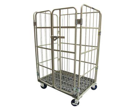 Worktainer. Buy Trolleys / Carts Online - Hand Trolleys, Hand Carts - Backsafe Australia