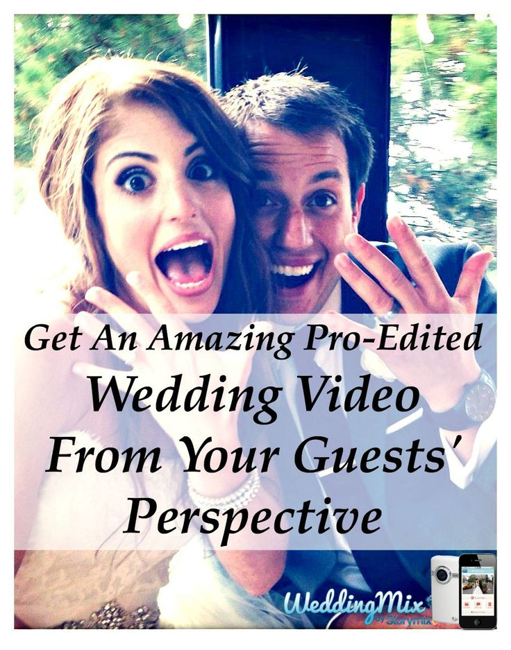 Every summer couple can get their magical, pro-edited wedding video for free! Use the @WeddingMixapp to save every guest photo & video, forever. Our editors turn your best moments into a fantastically fun, FREE wedding highlight video. Limited time offer until 9/30/2015