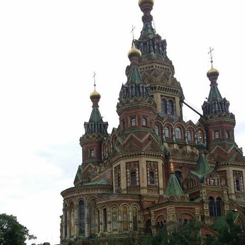 http://www.traveldumps.com St Petersburg: Church of the Saviour on Spilled Blood. #travel #traveltuesday #traveler #travelblogger #church