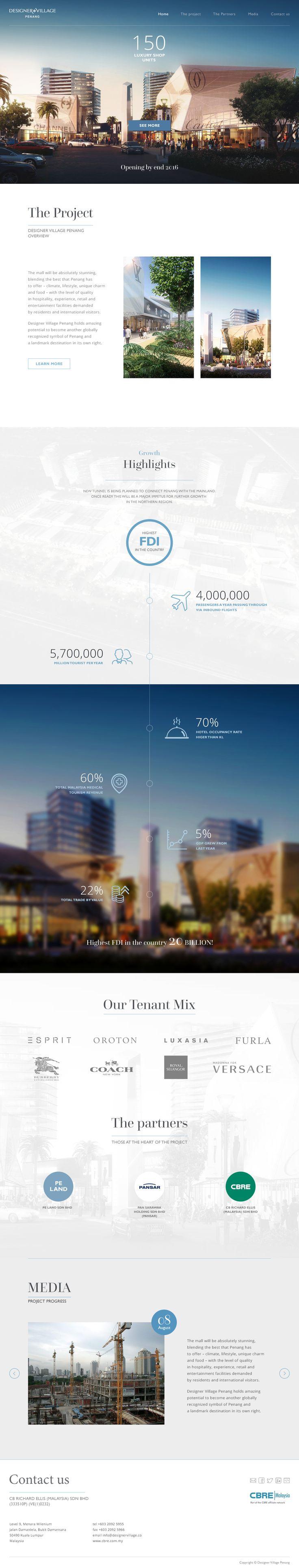 Citymall Web Design (concept)…