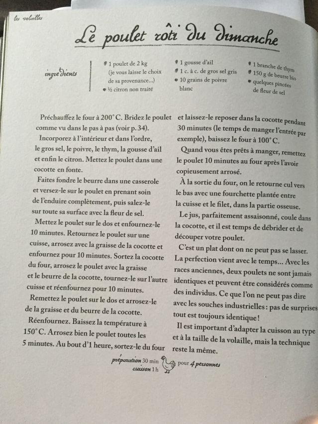 L'art du poulet rôti / France Inter