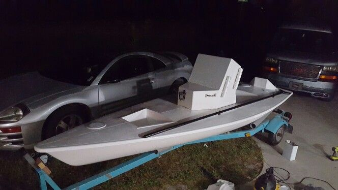 Pin by Mike Gerdts on micro skiff/solo skiff conversion | Boat building plans, Flat bottom boats ...
