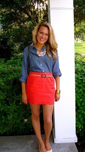 Casual Style, Trendy skirts, Fashion