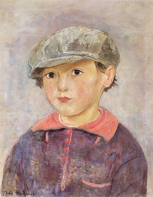 Tadeusz Makowski (Polish 1882 – 1932)
