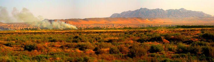 Taghaz Volcano, Rig e Khan Neshin District, Helmand Province, Afghanistan