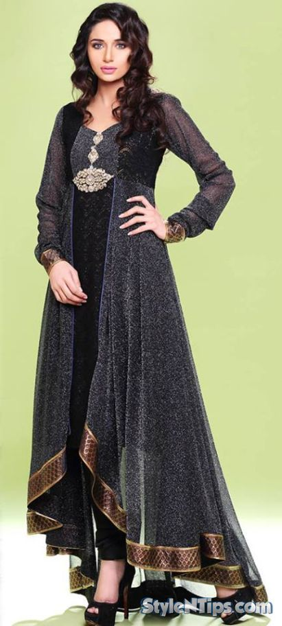 New Pakistani Dresses Designs For Girls 2016 Pakistani Indian Fashion Pinterest