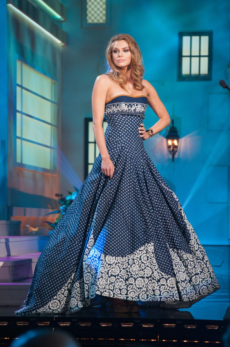 Slovak Republic - National Costume Inspired By The Miss Universe 2015 Pageant