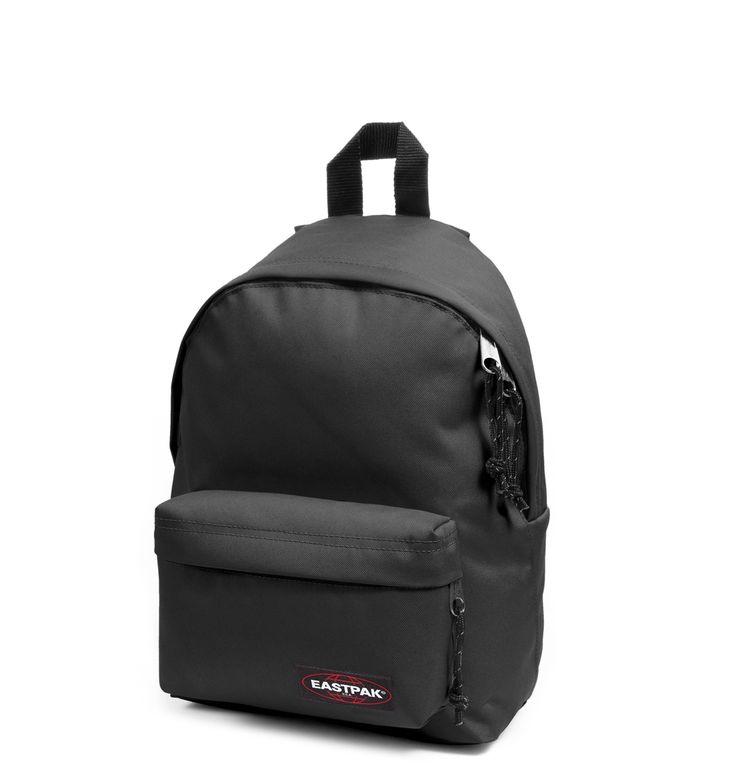 Super cool Eastpak Orbit rygsæk til børn, EK043, Sort Eastpak  til Rygsække i dejlige materialer
