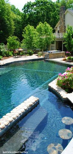 188 Best Beautiful Pools Images On Pinterest